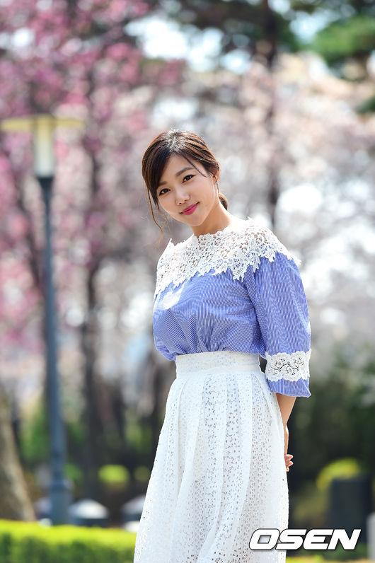 "[Oh!쎈 인터뷰]'진짜사나이' 이채영 ""차갑다고? 인간미 있는 여자"""