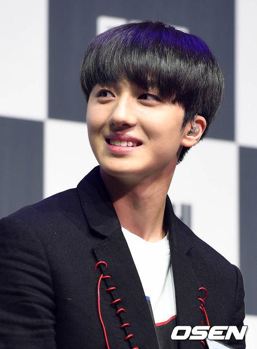 [사진]SF9 찬희,'미소 활짝'
