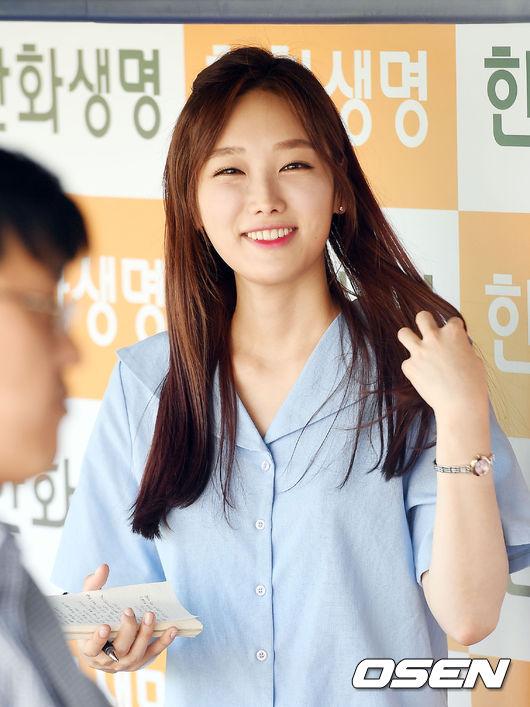 [사진]김세연 아나운서,'사랑스러운 봄 햇살 미소'