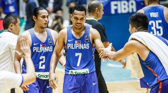 필리핀, '아시아 챔피언' 중국 격파 대이변