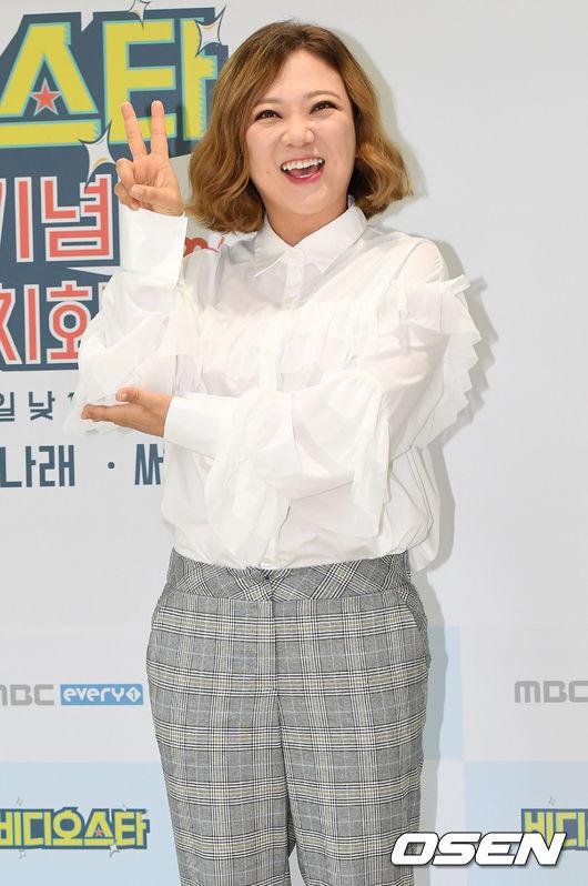 [사진]김숙, '비디오스타가 벌써 2주년'