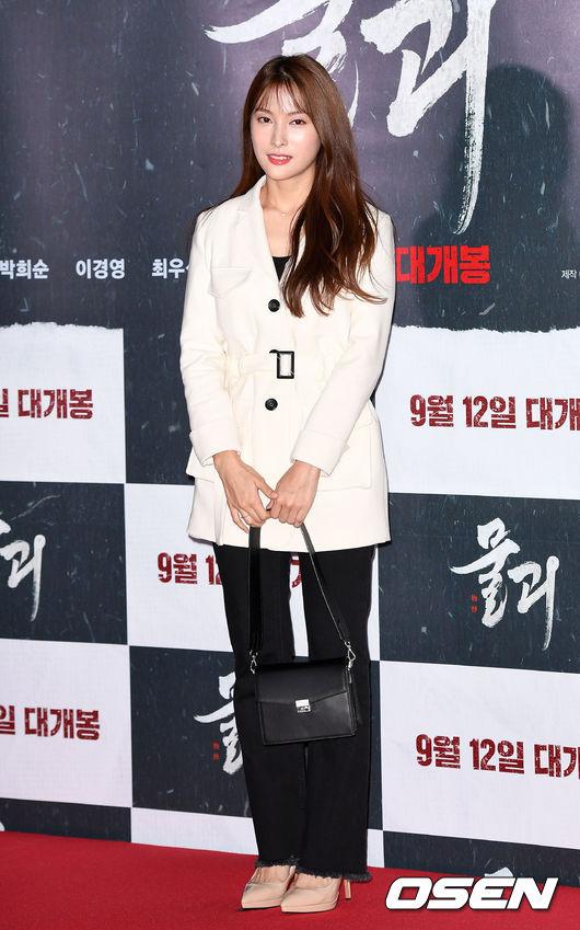 [사진]박규리,'우아한 블랙앤화이트'