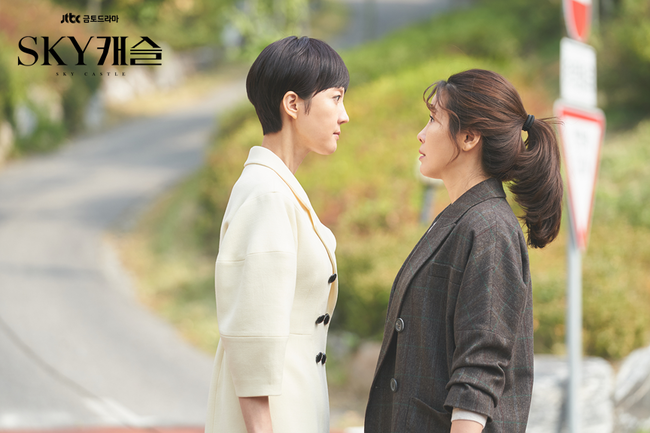 'SKY캐슬', 6회만에 시청률 1%→9% 육박..'품위녀' 기록 깰까[Oh!쎈 이슈]