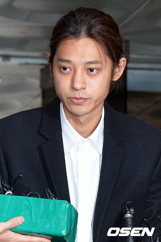 [사진]구속 영장실질 심사 앞둔 정준영, '죄송합니다'