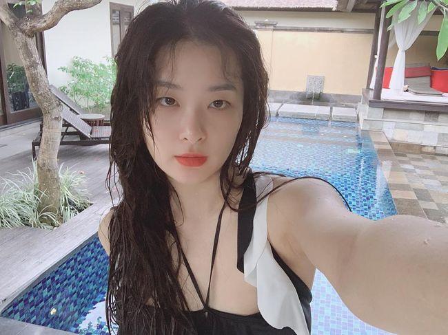 레드벨벳 슬기, 발리도 감탄한 미모 [★SHOT]