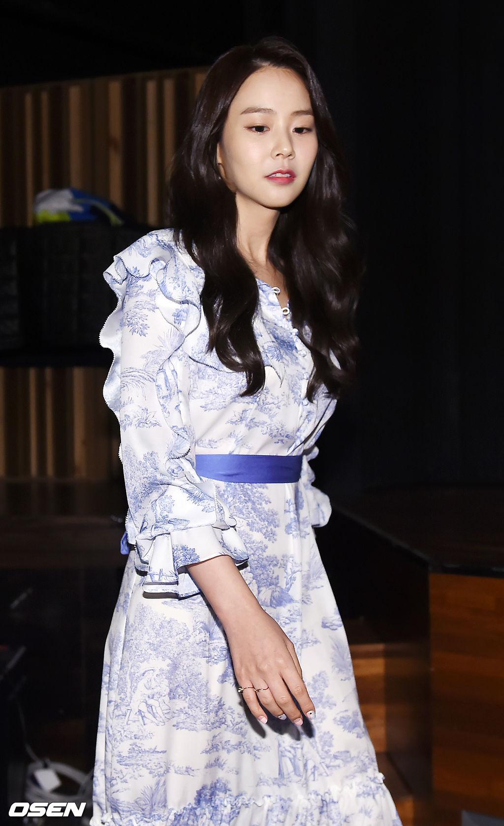[사진]한승연,'아름다움 뽐내며 사뿐사뿐'