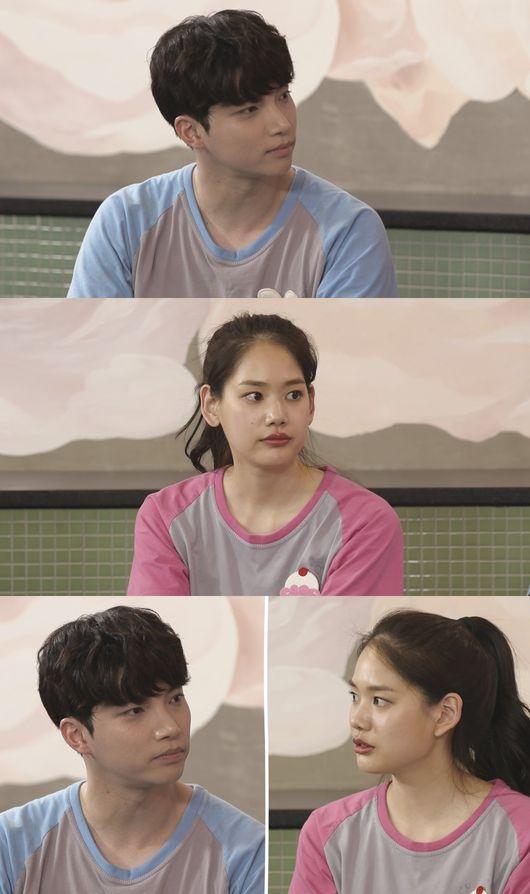 '호구의 연애' 오승윤·윤선영, '괴물' 발언 상처...진실게임 오해 풀까 [Oh!쎈 컷]