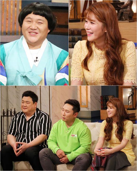 """'해투' 김승혜 """"서강준보다 조세호가 더 좋아"""" 이상형 고백"""