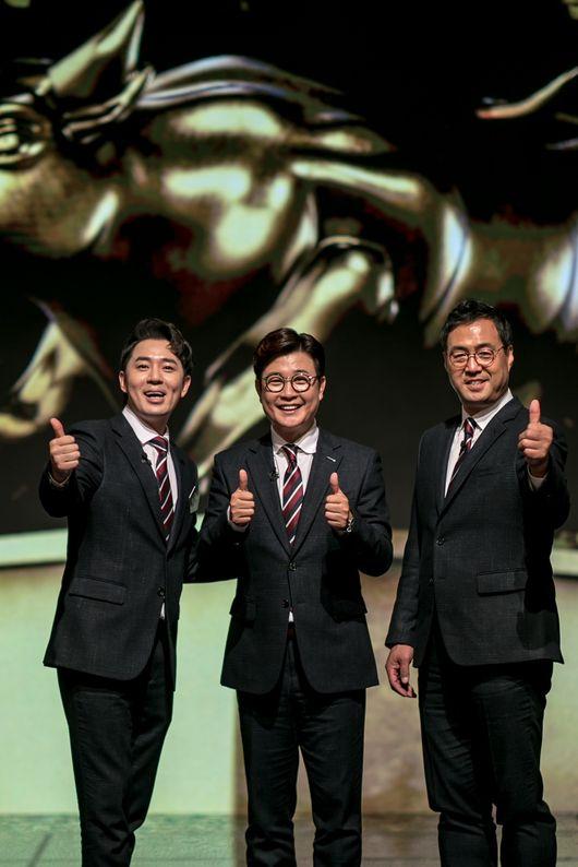 '씨름의 희열', 천하장사 이만기→중계의 神 김성주..라인업 확정