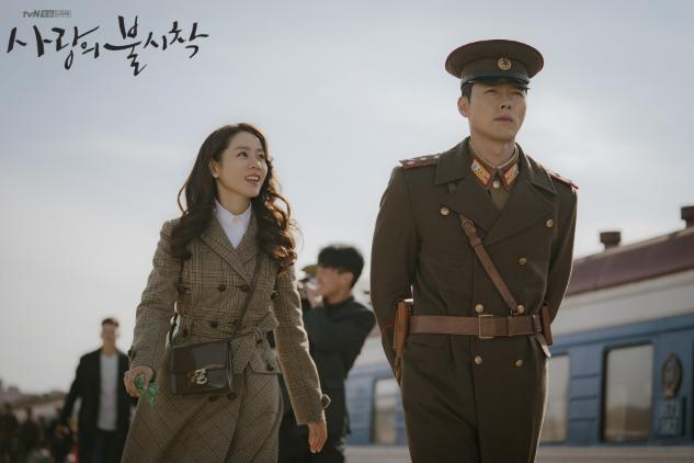 손예진♥현빈 '사랑의 불시착' 3주째 화제성 1위..'스토브리그' 바짝 추격 [종합]