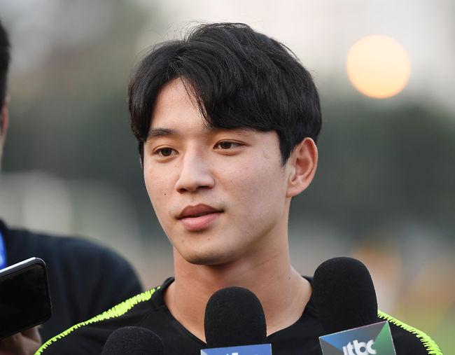 '축구 아이돌' 정승원, 우즈벡전 활약으로 팬 사랑 보답할까 [오!쎈 빠툼타니]