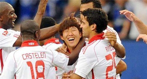 함부르크SV 손흥민, 첼시 친선경기 역전 결승골