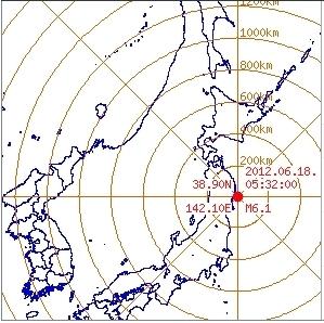 중국 일본 이례적 동반 지진…공포확산