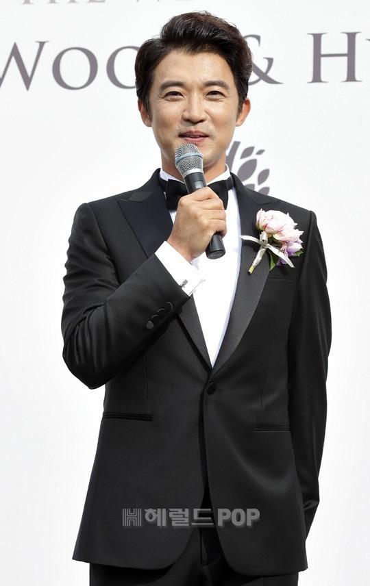 [포토]노총각 안재욱 결혼합니다
