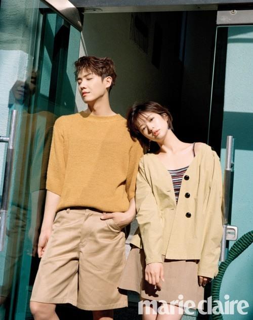 이준X정소민, 이토록 자연스러운 커플 케미[화보]