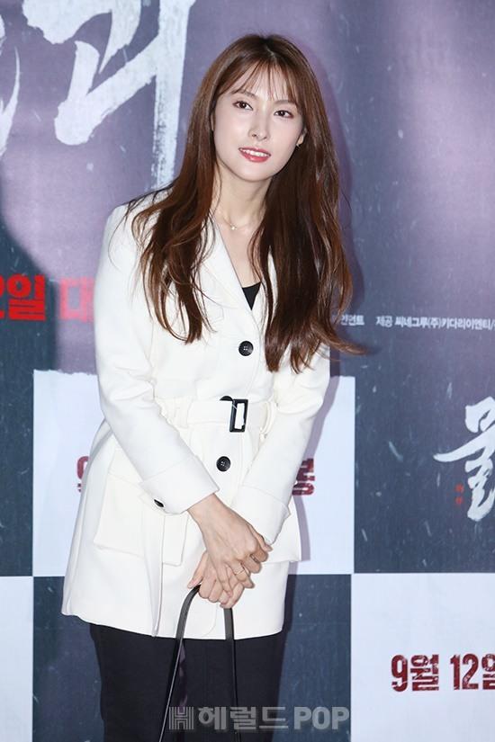 [포토]박규리 '빛나는 청순 미모'