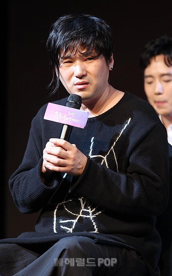 [포토]김성수 음악감독, 원곡 페이소스 최대한 살릴 것
