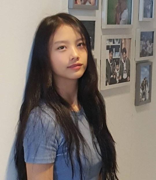 이동국 큰딸 재시, 모델 지망생 다운 우월 자태..
