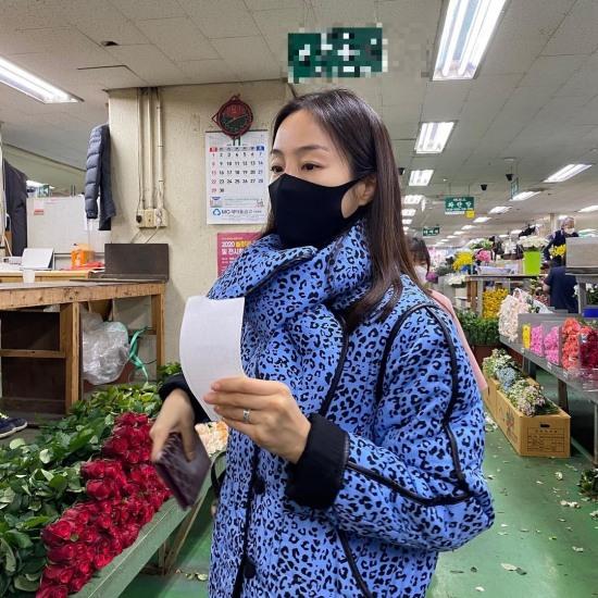 이휘재 아내 문정원, 이제 광고 표시도 꼬박꼬박..화려한 엄마 비주얼