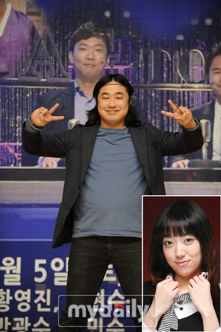 개그맨 강재준·이은형, 결혼전제 열애중 깜짝 발표