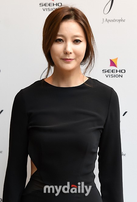 [MD포토] 안혜경 '조금은 달라진 외모'