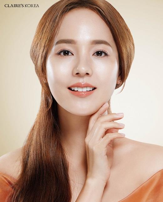 유진, 게리쏭 광고컷 공개 '탄력 넘치는 동안피부'