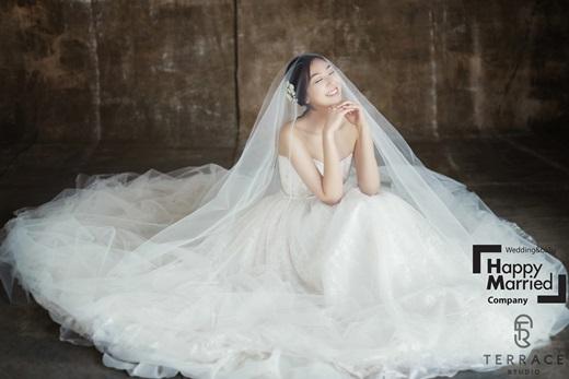 """이은형 """"예비신랑 강재준, 변함없는 사랑에 결혼 결심"""" 웨딩화보"""
