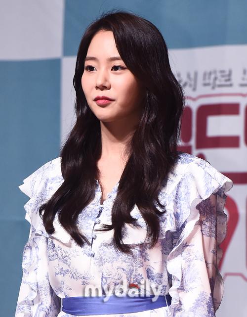 [MD포토] 한승연 '달라진 미모'