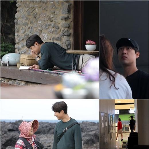 '연애의 맛2' 고주원, 김보미와 제주도 시크릿 데이트 포착