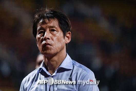 日 니시노 감독의 태국, UAE에 2-1 승리 '조 1위'