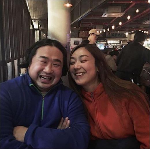 강재준 이은형 '웃찾사 부부' 된다…10년 열애 결실