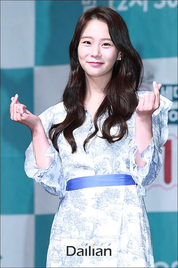 <포토>한승연 '여전한 여신 미모'