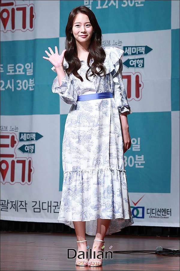 <포토>한승연 '여신 미모'