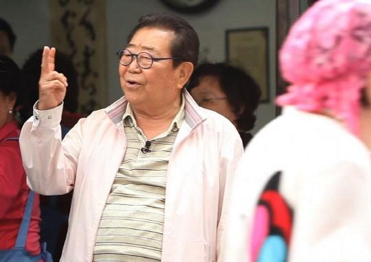 """송해 """"실제 나이, 방송 나이보다 2살 더 많은 89살"""""""