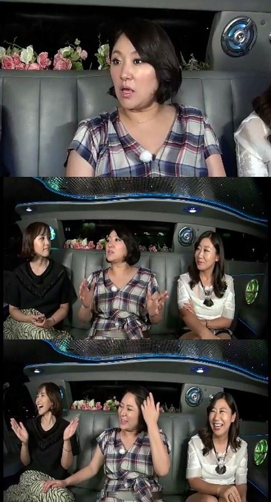 '막돼먹은 결혼전야' 김현숙, 남편과 첫 만남에 키스, 차안에서...