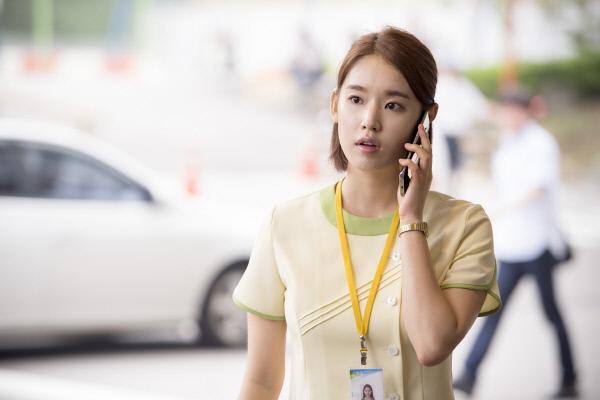 박환희, '태양의 후예' 미공개 컷에서 상큼 미모 발산