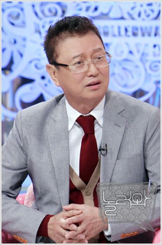 """전유성 """"인사동 놀러온 한채영 사진 찍어 데뷔시켜"""""""