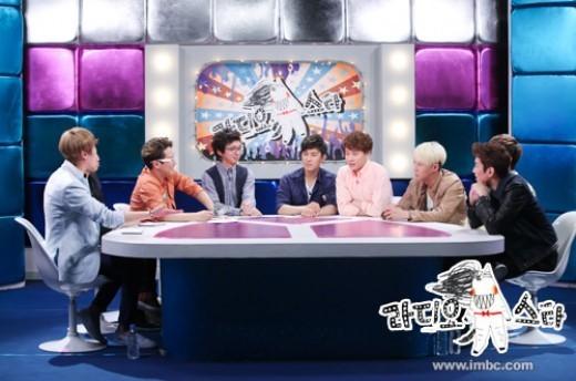 '라디오스타' 신화 편, 박근혜 美 연설 중계로 45분 지연 방송