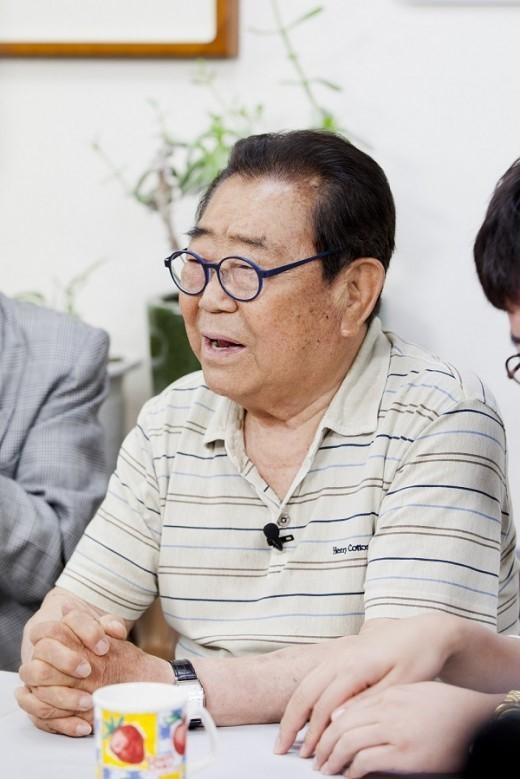 송해 실제 나이 이어 대장암 수술 고백