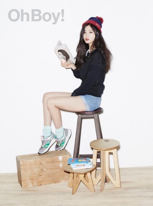 김유정, 귀여운 여동생·성숙한 여인 그 사이 매력