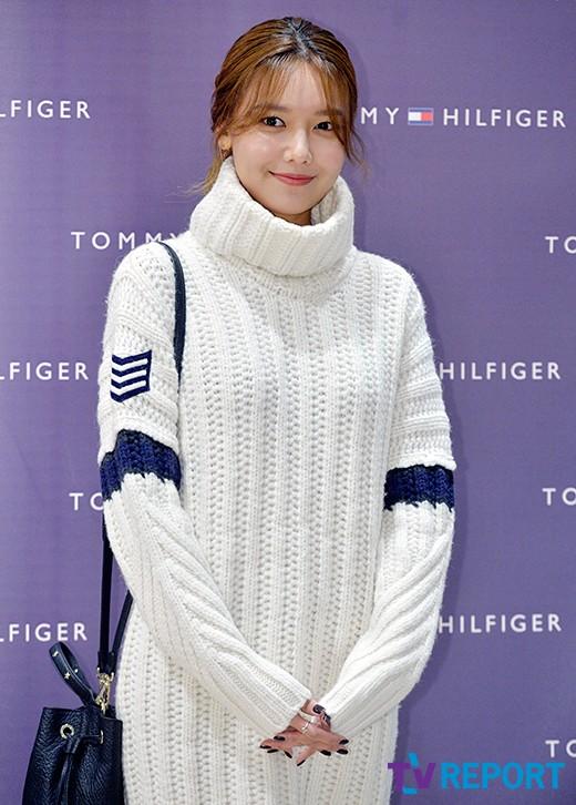[T포토-Lab] '가을 여신' 수영 '포근포근~ 사랑스런 니트 패션'
