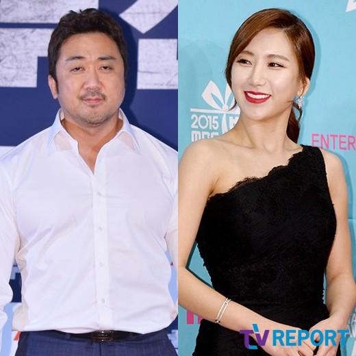 [리폿@이슈] 마동석♥예정화, '몸'으로 끈끈해진 '커플'