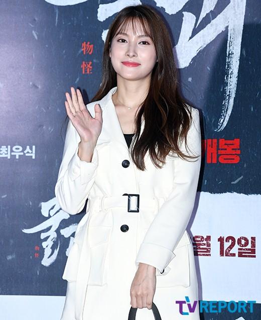 [T포토] 박규리 '여신 미모'