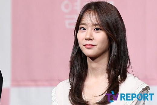 [T포토-Lab] 한승연 '달콤한 바닐라 아이스크림, 미모가 살살 녹아'