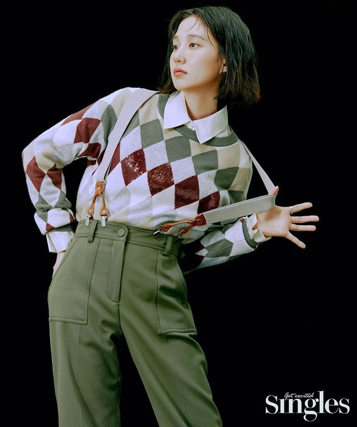 박은빈 표 보이시 [화보]