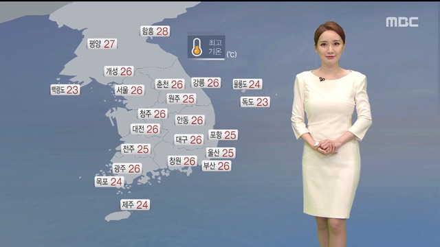 [날씨] 추분, 다시 쾌청…내일 아침 부쩍 쌀쌀해져