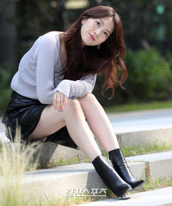 [포토] 강지영 '굿바이 야식남녀'