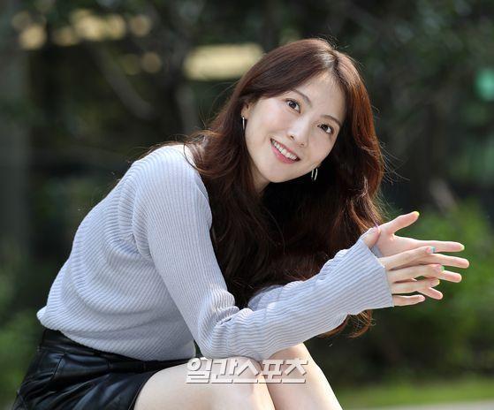 [포토] 강지영 '아진이 사랑해주셔서 감사합니다'