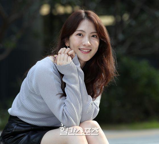 [포토] 강지영 '상큼 미소로 피날레'