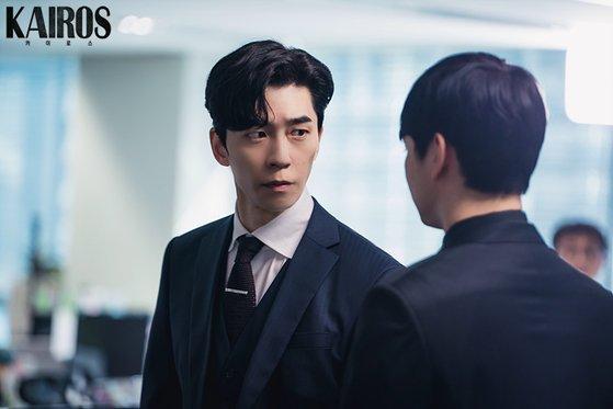 신성록, '카이로스'로 5연속 드라마 흥행 정조준 완료